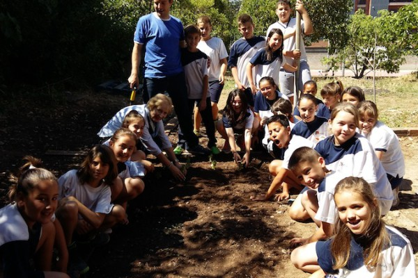 Projecte escola verda claretianes tremp
