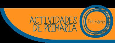 actividades de primaria claretianes tremp