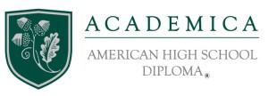 logo academica american high school Registered